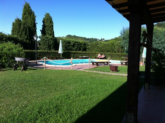 Airone Country House : piscina