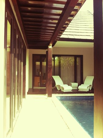 The Jineng Villas: nice villa design