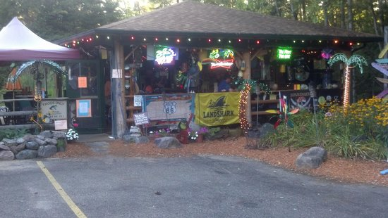 Springbrook Inn: Tiki Bar
