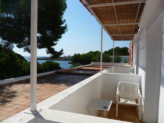 Hotel Cala d'Or: Balkon