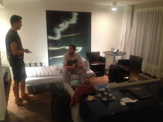 Hotel Marina Lachen: Suite