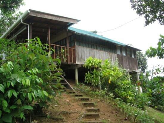Vista Drake Lodge: Bungalow 1