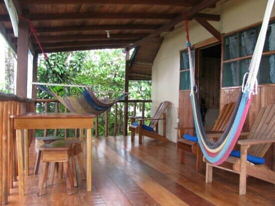 Vista Drake Lodge: Porche