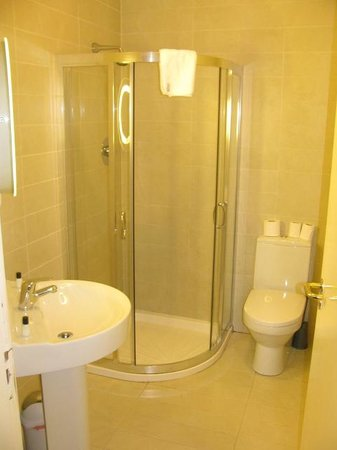 The White Lady: Our bathroom