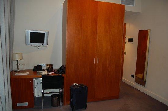 Hotel Sant Roc: habitacion