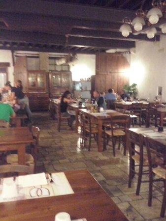 Martignacco, Italia: Panoramica sala