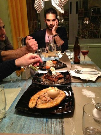 Rififi: Place to eat in Athens
