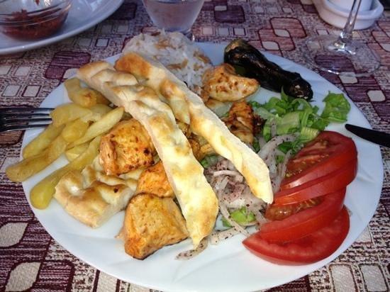 Kasim Restaurant: Sis Tavuk