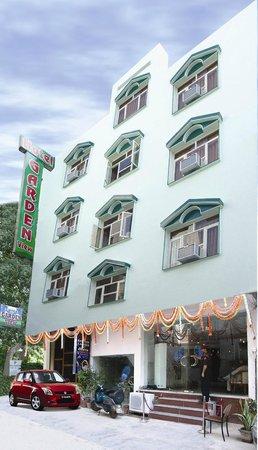Hotel Garden View: Hotel Front