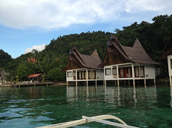 Club Tara Resort: bungalow cottages