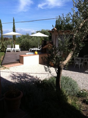 Bed and Breakfast Botrona: esterno