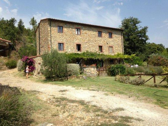 Agriturismo Bio Le Castellacce : Vista del hotel