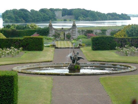 Kinross House Gardens: Ein wundervoller Ausblick vom House