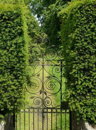 Kinross House Gardens: im Park