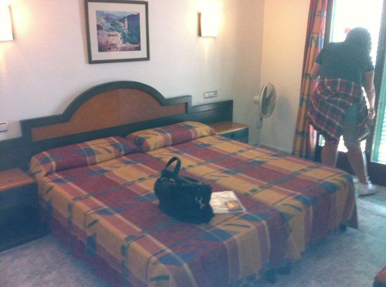 Hostel Rosalia: Room for two