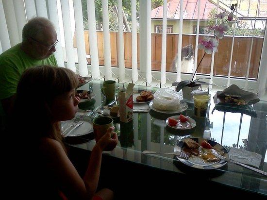 Concordia: Завтрак