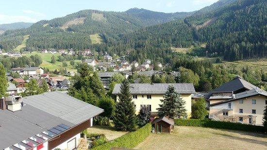 Hotel Sonnenheim: panorama dalla camera