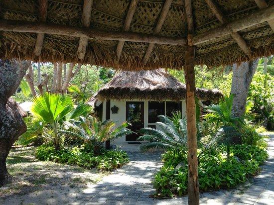 Castaway Island Fiji : Bure