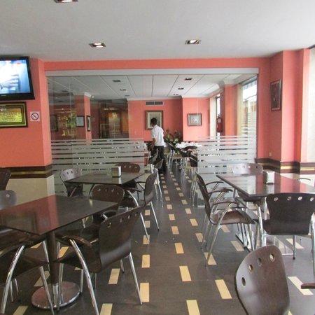 Ronda House Hotel: comedor