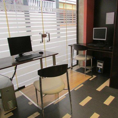 Ronda House Hotel: wifi pago