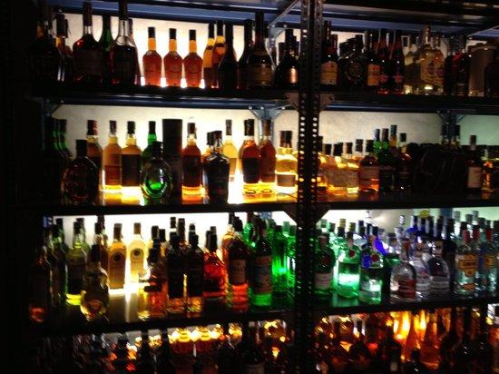 Speakeasy Restaurant: The Bar display