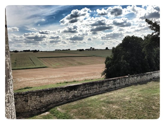 Loire Valley Retreat : The view from our window
