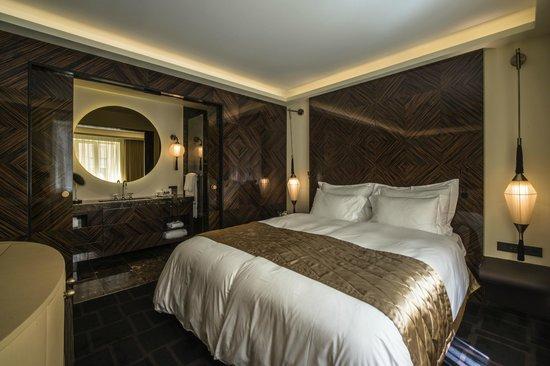 Hotel Lamée: Deluxe Zimmer