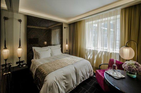 Hotel Lamée: Superior Zimmer