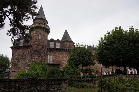 Chateau de Castel-Novel : Castel Novel, nicknamed 'Hogwarts' by my boys!