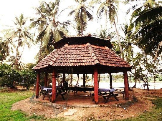 Soans Island : Dining area