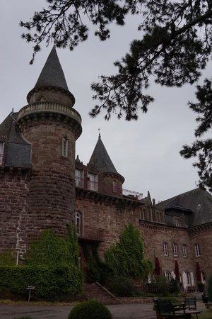 Chateau de Castel-Novel : Fabulous