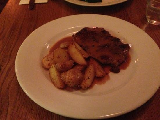 Pera Restaurant islington: Entrecôte Steak!!