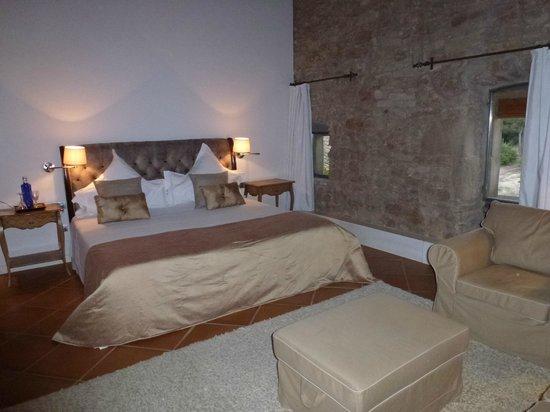 """La Garriga de Castelladral: Habitación """"La Grande"""""""