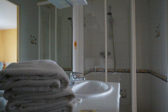 Le Marina : Salle de bain