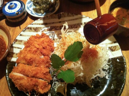 Katsukura, Sanjo Honten: Delicious Tonkatsu