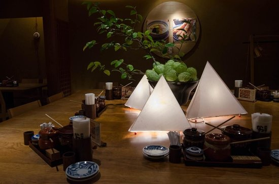Katsukura, Sanjo Honten: Lovely restaurant