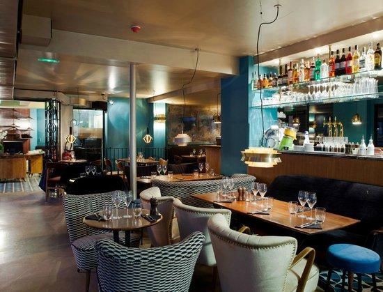 Restaurant Edgar, Paris