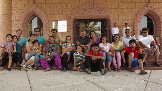 Masirah Island Resort: friends