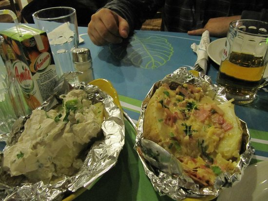 comida en Oregano