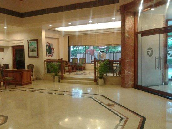 Fortune Hotel Landmark : Reception Area