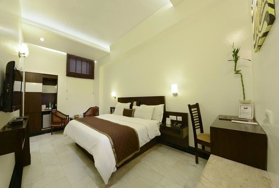 Hotel Taj Resorts : ROOM