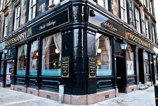 Glasgow Hootenanny - Bar & Restaurant