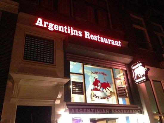 Saint Morris Argentijns Restaurant: Saint Morris the best argantijan restaurant in Amsterdam