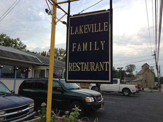 Lakeville Family Restaurant : Best food in town