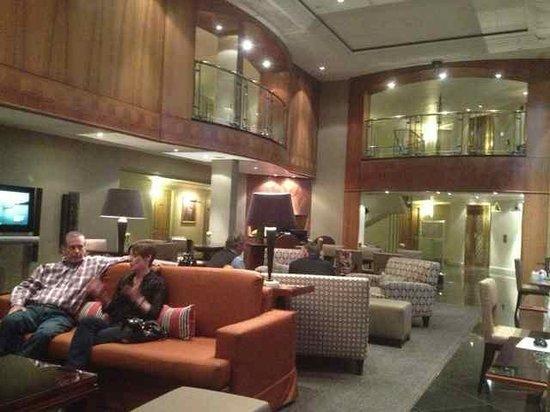 Hyatt Regency Johannesburg: Johannesburg Hyatt Lounge
