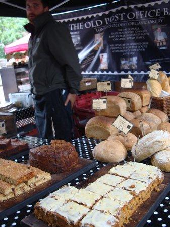 Bloomsbury Farmers Market