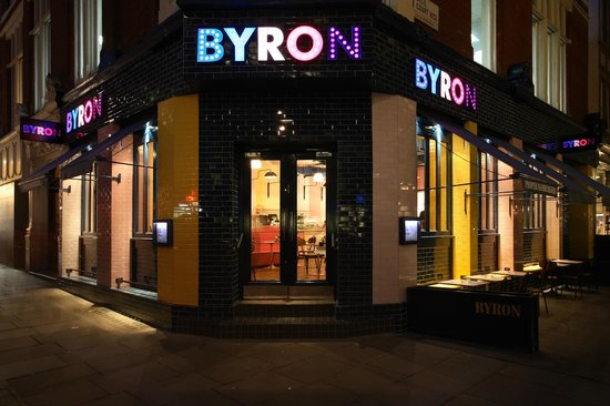 Byron Charing Cross