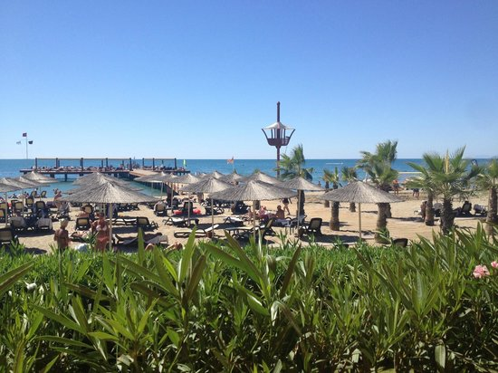 Gloria Verde Resort: Beach