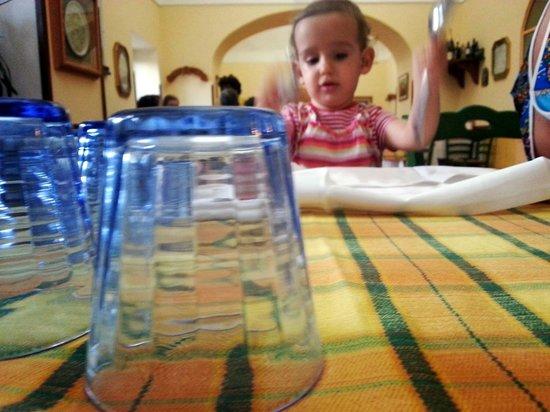 Agrituristica La Ginestra: si mangia ?