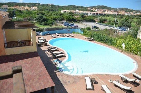 Hotel La Funtana : Piscina